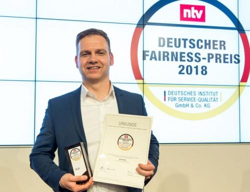 Deutscher Fairness-Preis für Schlaraffia