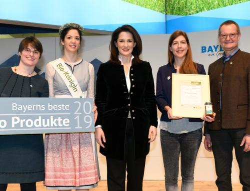 """Feinschnabel gewinnt Silbermedaille """"Bayerns bestes Bio-Produkt 2019"""""""