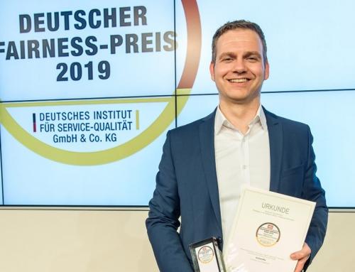 Fairness Preis 2019
