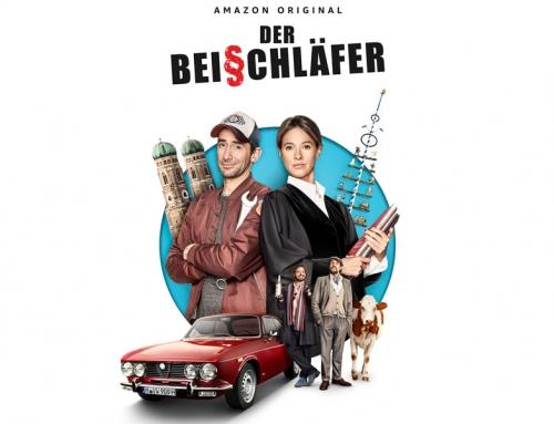 """Amazon Original Serie """"Der Beischläfer"""""""