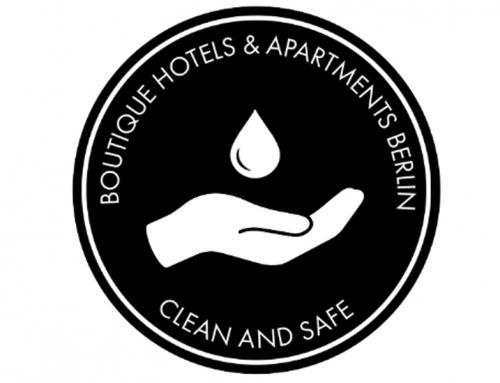 Hygienekonzept vom Verbund Berliner Boutique Hotels und Apartments