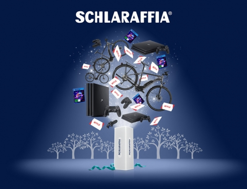 Schlaraffia platziert attraktive Marketingaktion im Handel
