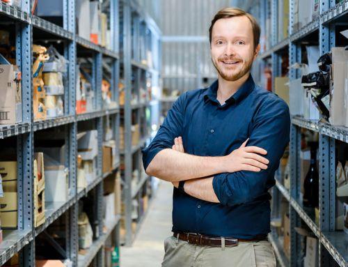 Online-Supermarkt Knuspr automatisiert Fulfillment Center